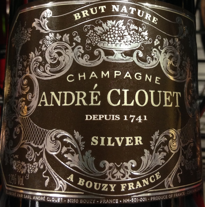 andre clouet nv champagne